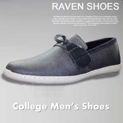 کفش پارچه ای مردانه مدل RAVEN