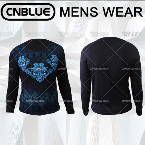 تیشرت مردانه مدل سیانبلو CNBLUE