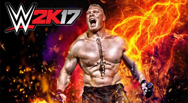کرک جدید بازی WWE 2K17