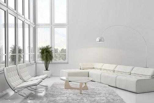 دکوراسیون سفید- image