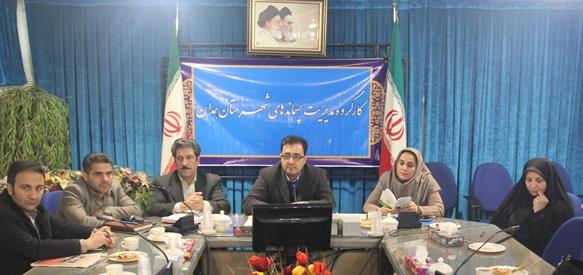 رضا زمانی - معاون فرماندار شهرستان همدان