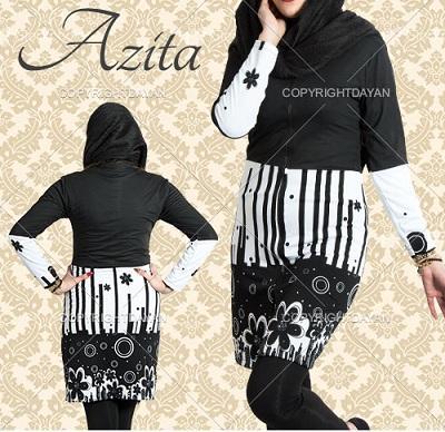 خرید مانتو سنتی آزیتا Azita