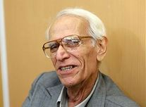 مرحوم محمود بنفشه خواه -مدرسه ما تهیه کنندگی نازنین فراهانی