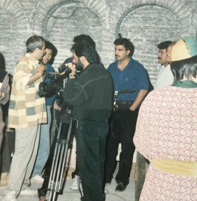 تصویربرداران مدرسه ما به کارگردان نازیننی فراهانی