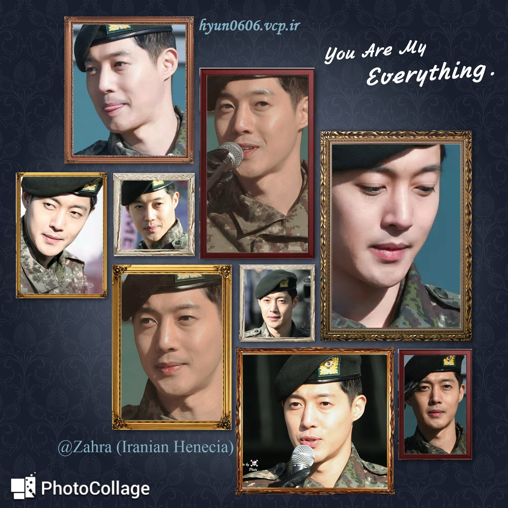 My KHJ Military Discharge Fanart