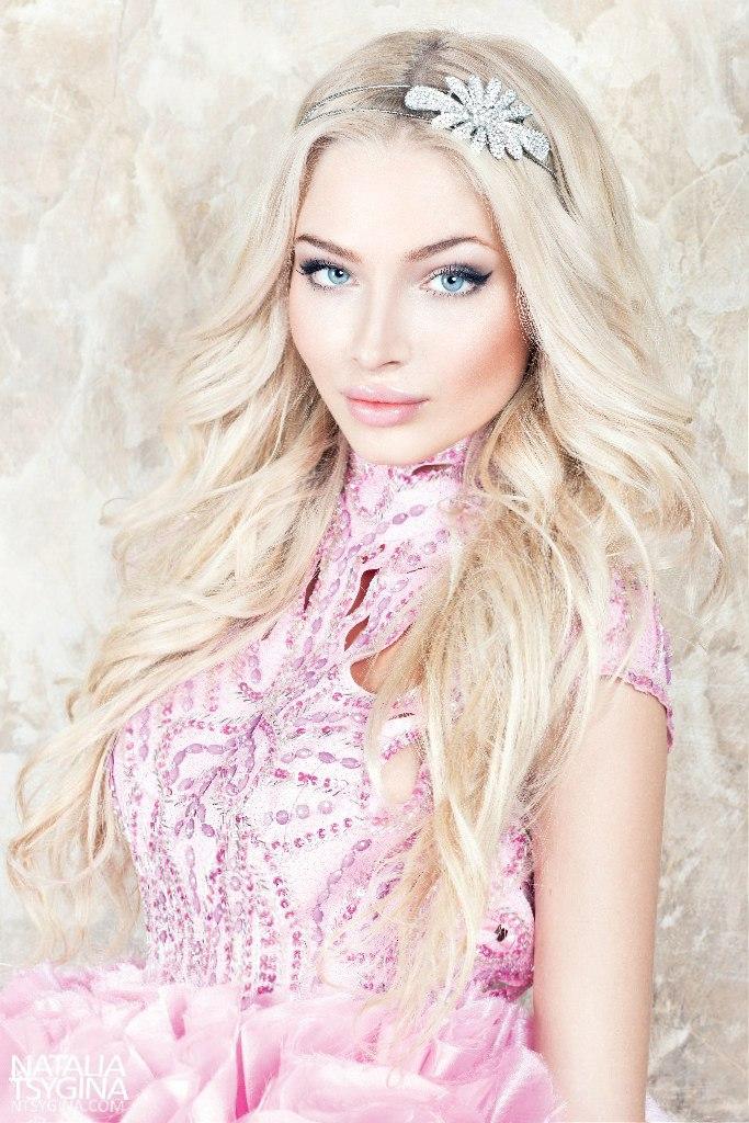 عکسهای آلیونا شیشکووا ستاره زیبای روسی