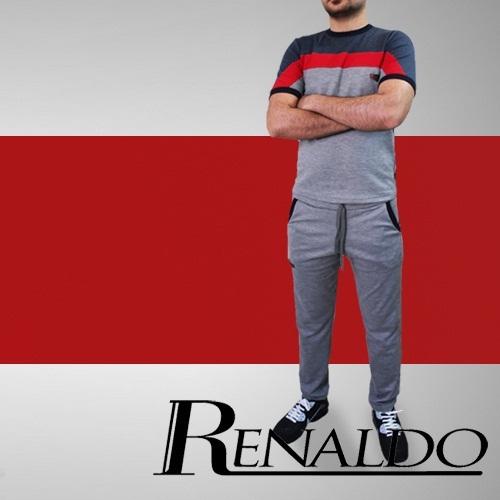 ست تیشرت شلوار مردانه Robert,Renaldo