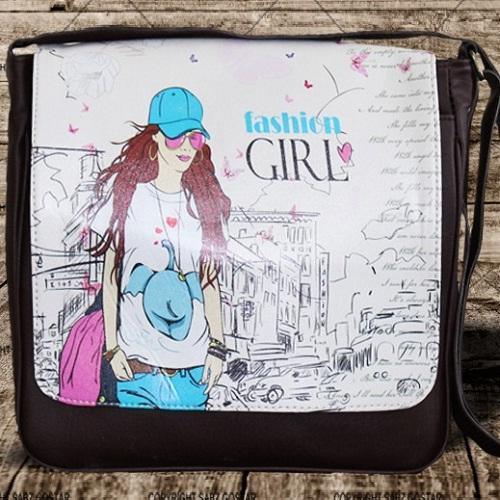 کیف چرمی دخترانه مدل Dreamer