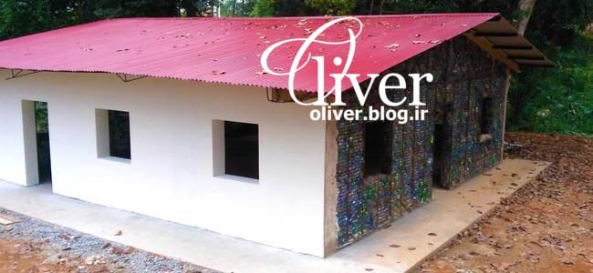 روستایی در پاناما با خونههایی از جنس پلاستیک