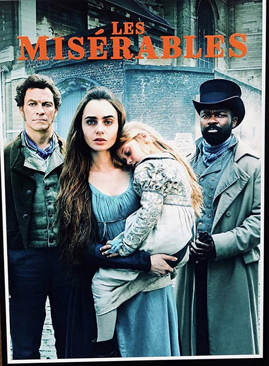پخش آنلاین سریال Les Misérables بینوایان