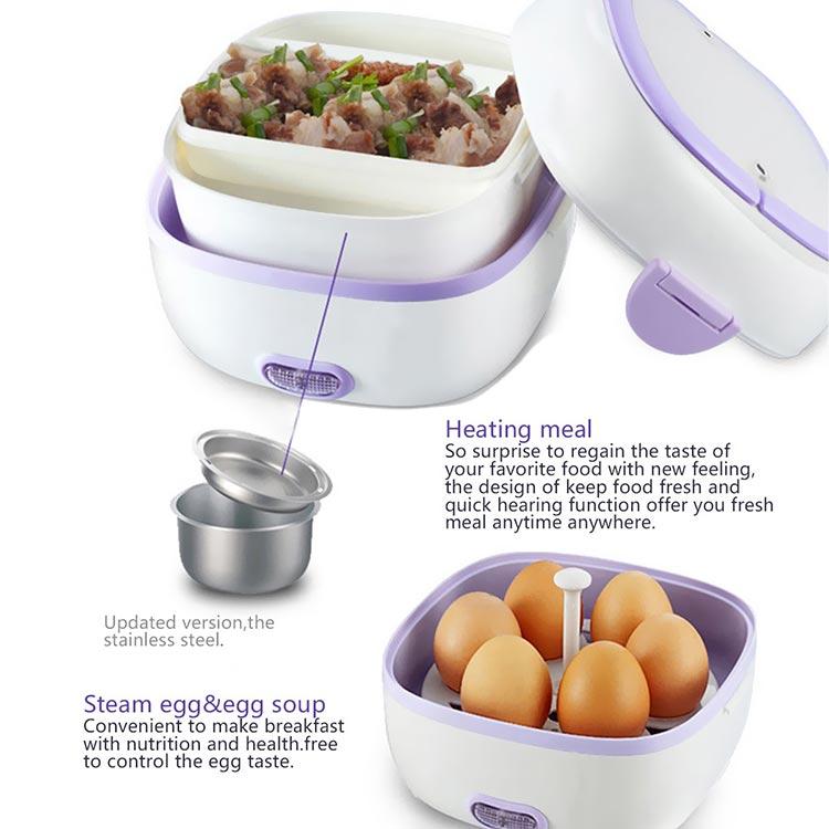 خرید اینترنتی ظرف غذای برقی بنتو