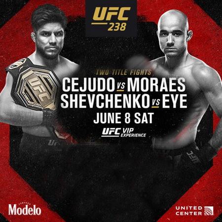 دانلود  یو اف سی 238   UFC 238: Cejudo vs. Moraes-لینک مستقیم