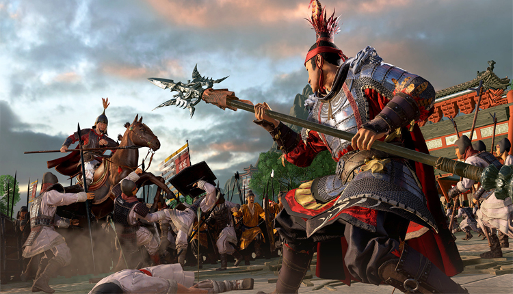 ترینر بازی Total War Three Kingdoms