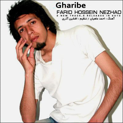 دانلود آهنگ جدید فرید حسین نژاد به نام غریبه
