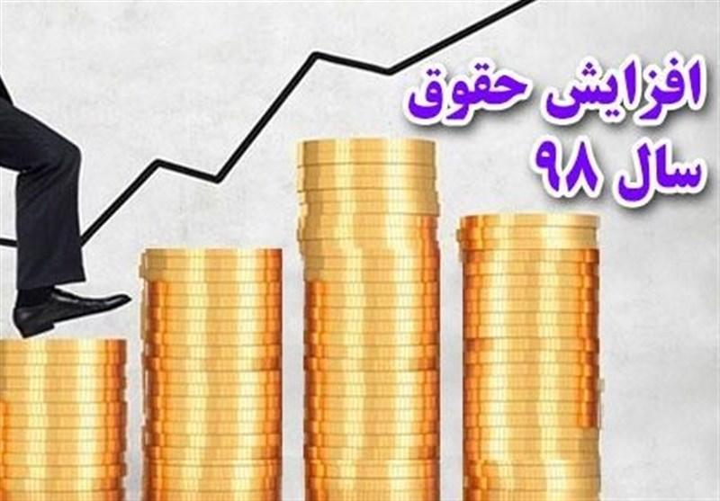 سقف حقوق مدیران دولتی از ۲۰ به ۲۳ میلیون افزایش یافت؟+جدول