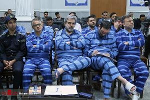 دوازدهمین جلسه رسیدگی به اتهامات متهمان پرونده پدیده شاندیز