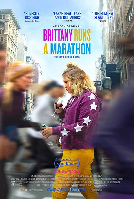 دانلود فیلم بریتنی یک ماراتن را اجرا می کند - Brittany Runs a Marathon 2019