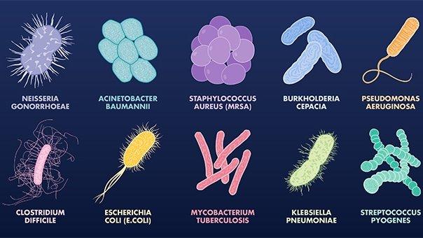 مقاومت آنتی بیوتیک ها