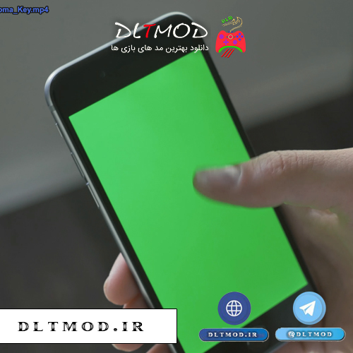 دانلود فوتیج کاربردی کار کردن با تلفن همراه