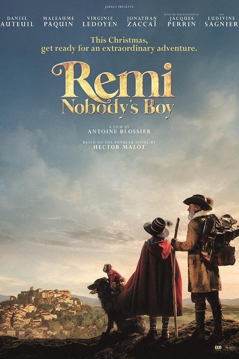 دانلود رایگان فیلم Remi Nobodys Boy 2018