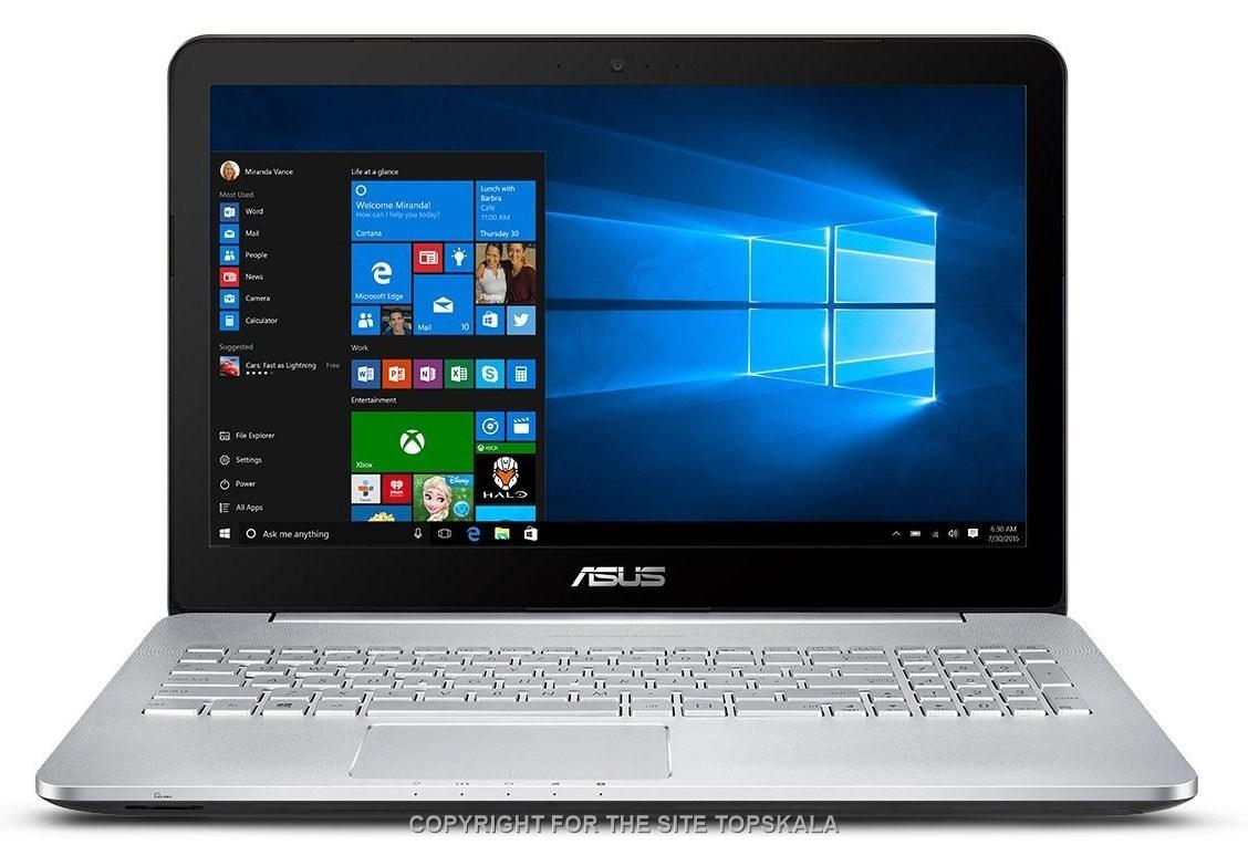 لپ تاپ استوک ایسوس مدل ASUS N552VW