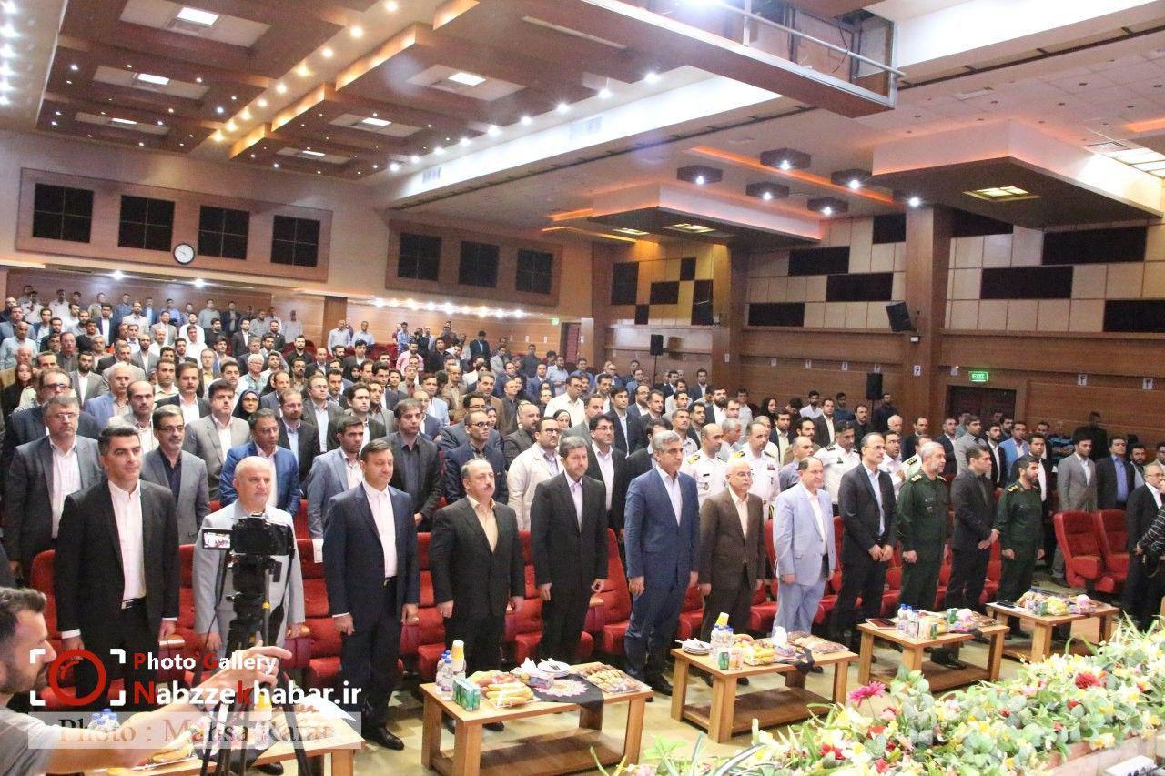 گزارش تصویری معارفه شهردار جدید رشت