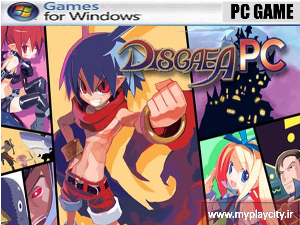 دانلود بازی Disgaea برای کامپیوتر
