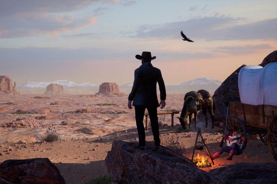ترینر کرک و سیو بازی Outlaws of the Old West