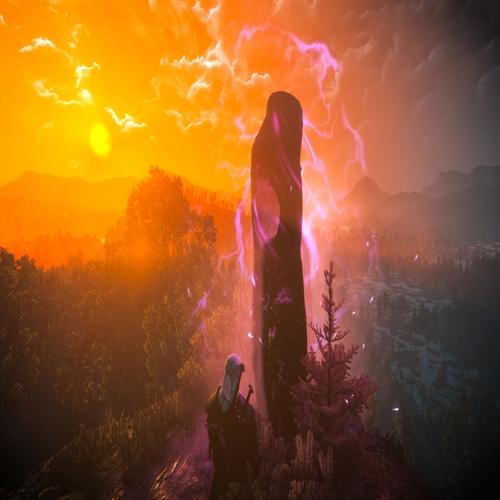 بهترین ماد تغییر افکت های نور در Witcher 3