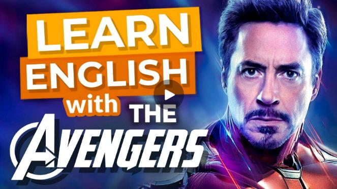 آموزش انگلیسی با فیلم انتقام جویان