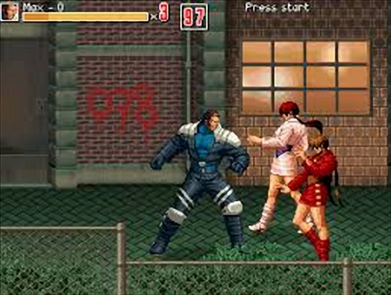 Streets of Rage Remake v5 released