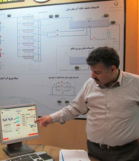 خط انتقال آب آقچای به آستارا در هفته دولت افتتاح می شود