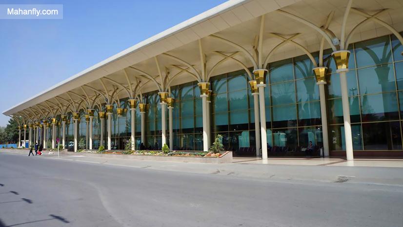 درباره فرودگاه مشهد