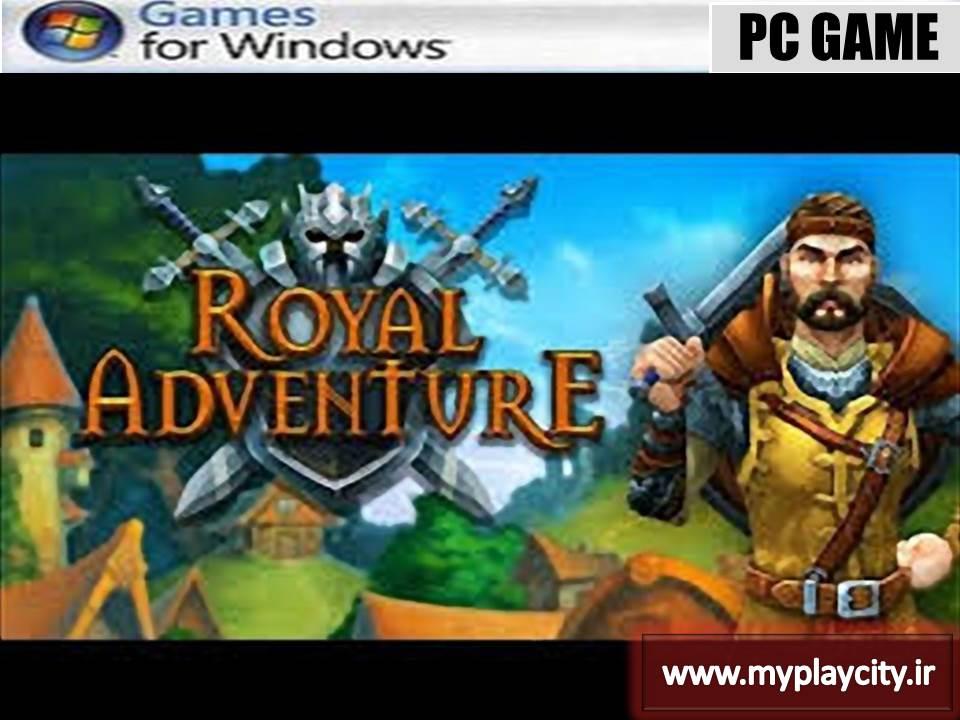 دانلود بازی Royal Adventure برای کامپیوتر