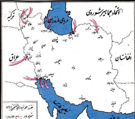 حمله به ایران