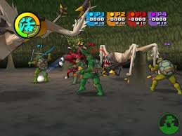 TMNT Mutant Melee pc game