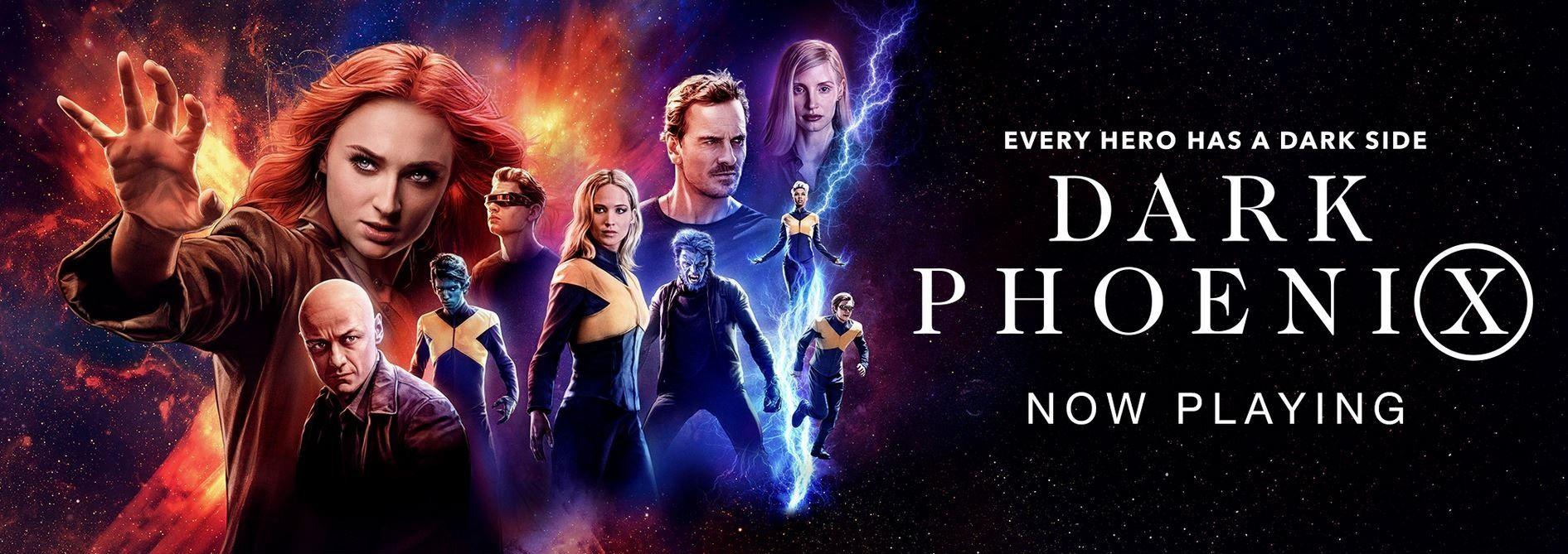 دانلود فیلم دارک فینکس - Dark Phoenix 2019