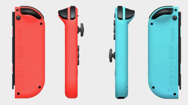 Nintendo files patent for bendable, hinged Joy-Con controllers