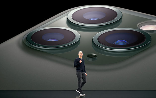 Apple Debuts Triple-Cam iPhone, New iPad, and Aggressively Priced Game and TV Services