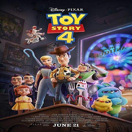 انیمیشن داستان اسباب بازی ها 4 - Toy Story 4 2019