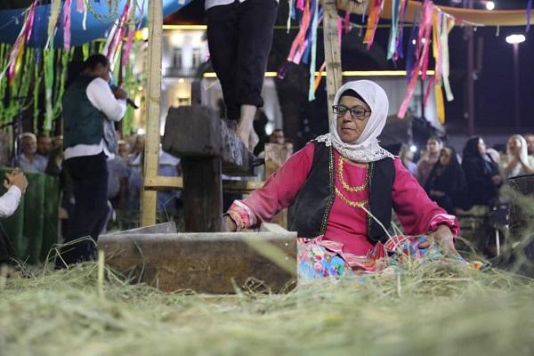 گزارش تصویری از برگزاری روز دوم و سوم جشنواره جوکول در پیاده راه فرهنگی شهدای ذهاب