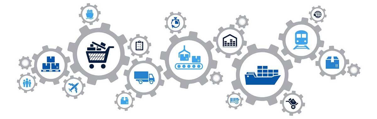 مفهوم supply chain