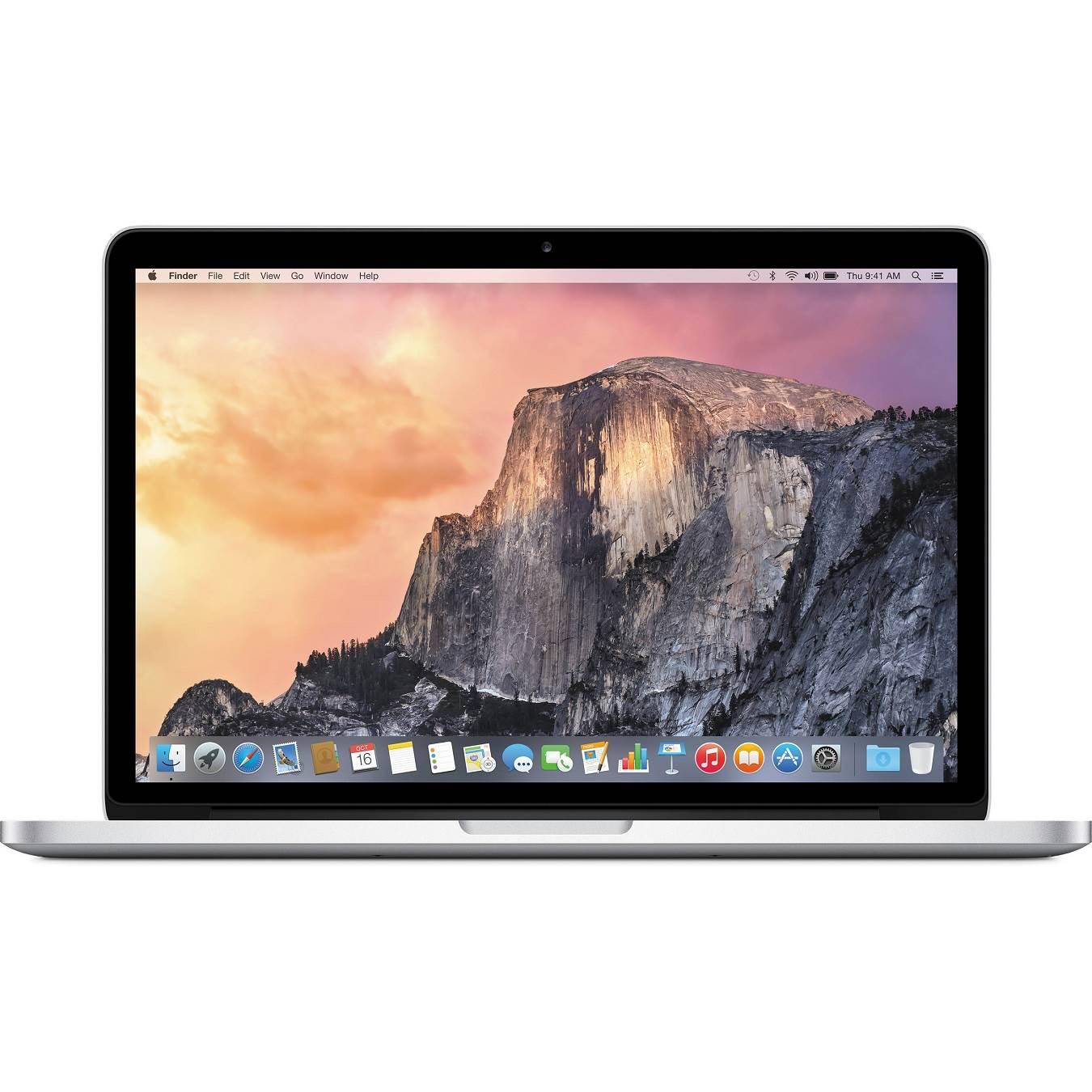 اپل / لپ تاپ استوک اپل مک بوک پرو مدل Apple MacBook Pro Late 2015 - 13 inch