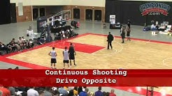 Dave Rice: Continuous Shooting Drill