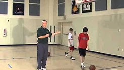 Two-Ball Basketball Shooting Drill