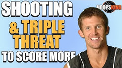 Ganon Baker Shooting Drills & Triple Threat