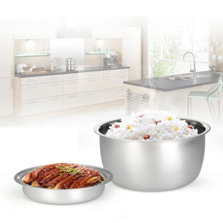 ظرف غذای برقی داخل استیل چند منظوره