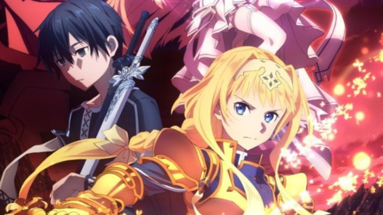 Sword Art Online - Alicization - War of the Underworld - Anime - 2019