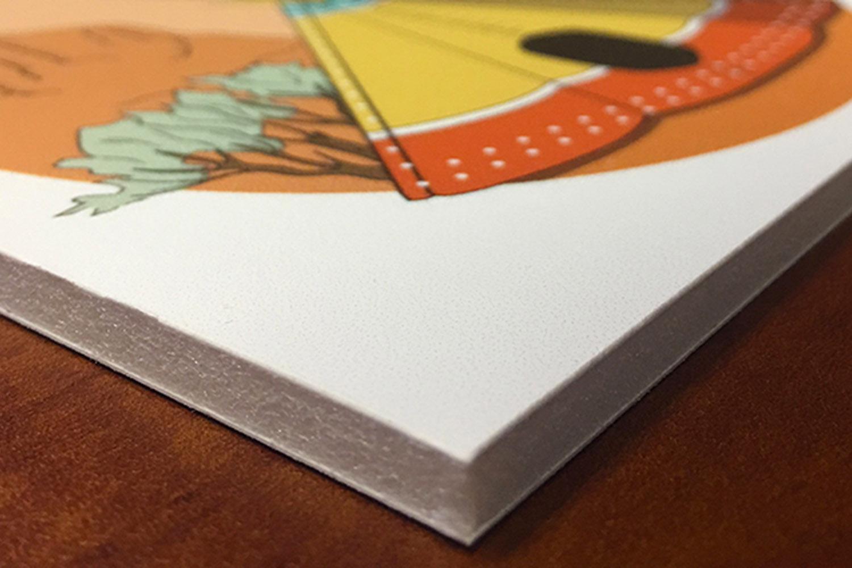 foamboard printing