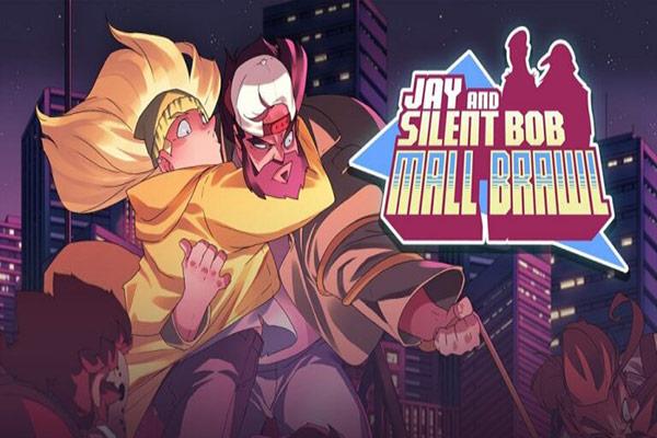 نینتندو سوییچ بازی Jay and Silent Bob: Mall Brawl